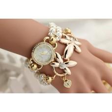 Pearl Bracelet Geneva Watches